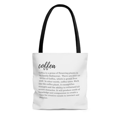 Definition Tote Bag