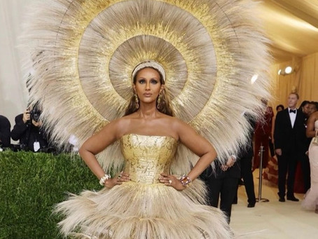 Fashion Models Take Over 2021 Met Gala Ball in Show-Stopping Fashion Looks