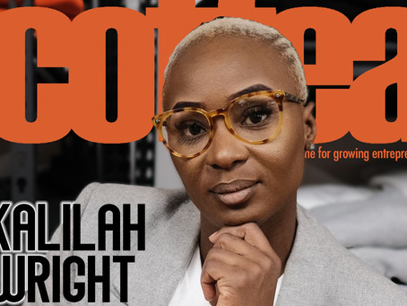 KALILAH WRIGHT : SENDING THE WRIGHT MESSAGE