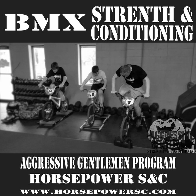 ATTENTION BMX RIDERS