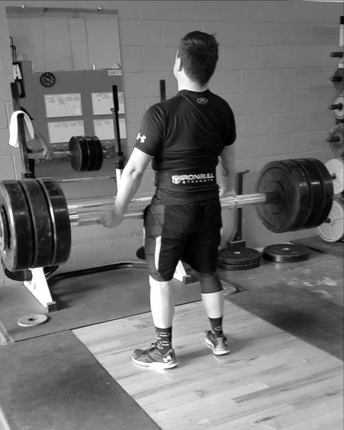 Strongman for Athletes