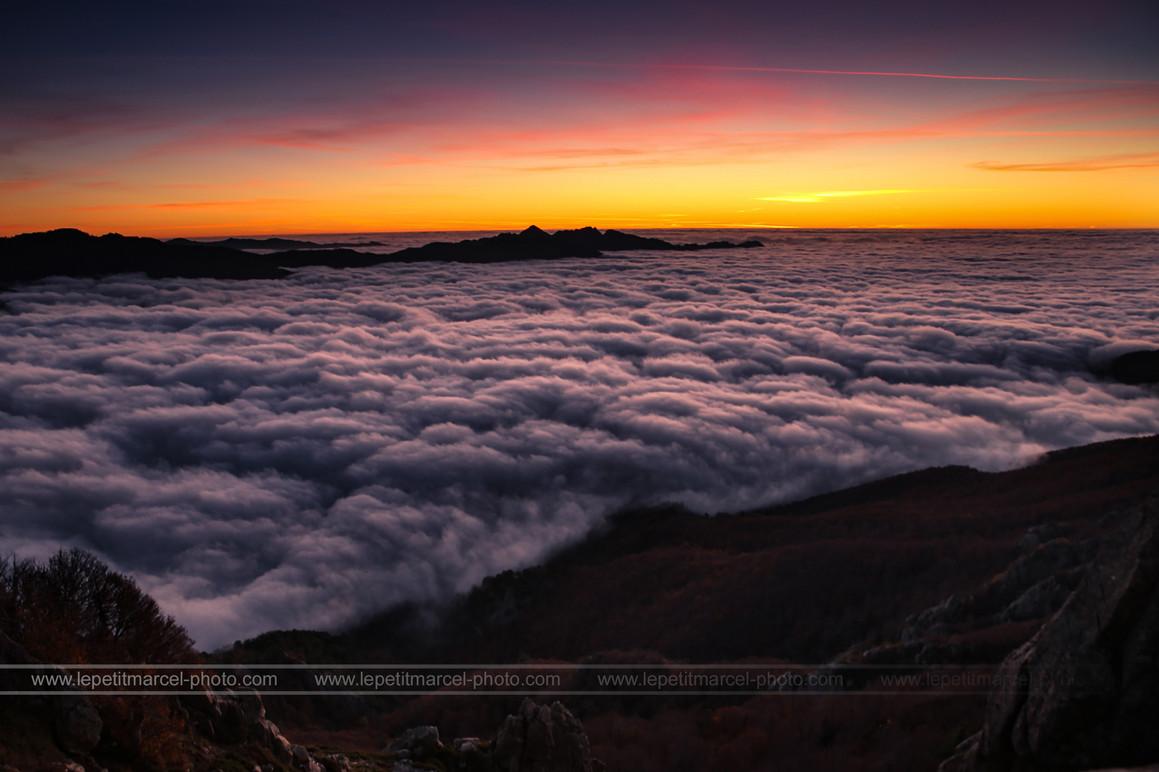 GR20 sunrise