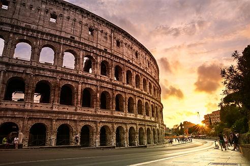 Colisée de Rome, photographe de paysages - photographies de paysages - Aix-en-provence