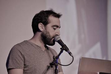 ראיון עם המשורר רון דהן