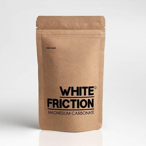 WHITE FRICTION -Magnesium Carbonate