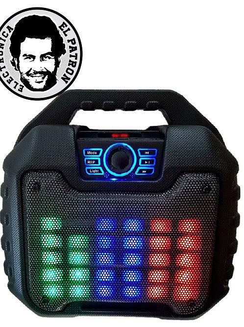 Parlante Portátil Bluetooth Indestructible B16