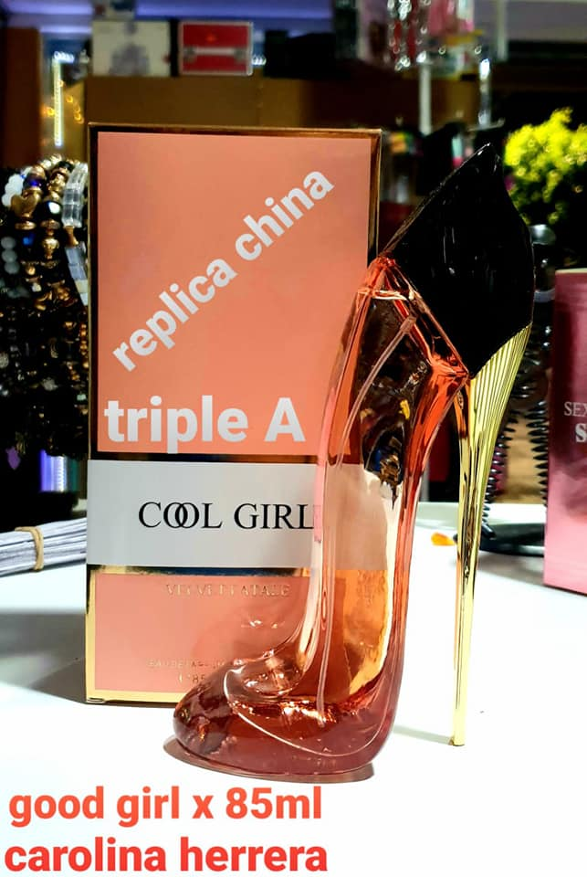 PERFUME GOOD GIRL ROSA EDT
