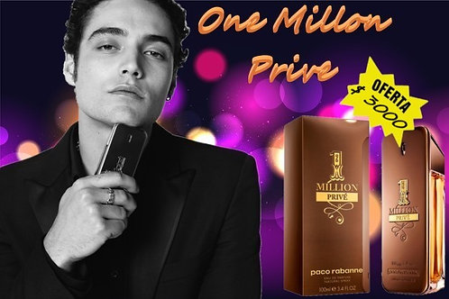 Perfume One Millon Prive