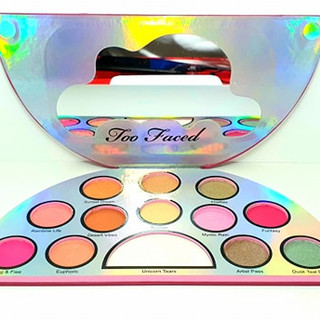 sombras too faced festival