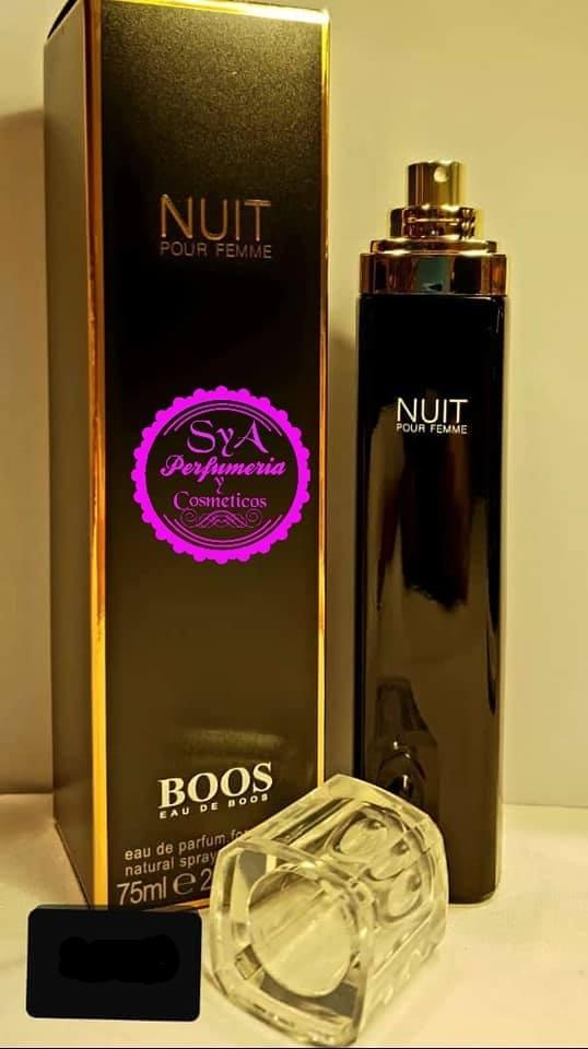 perfume nuit