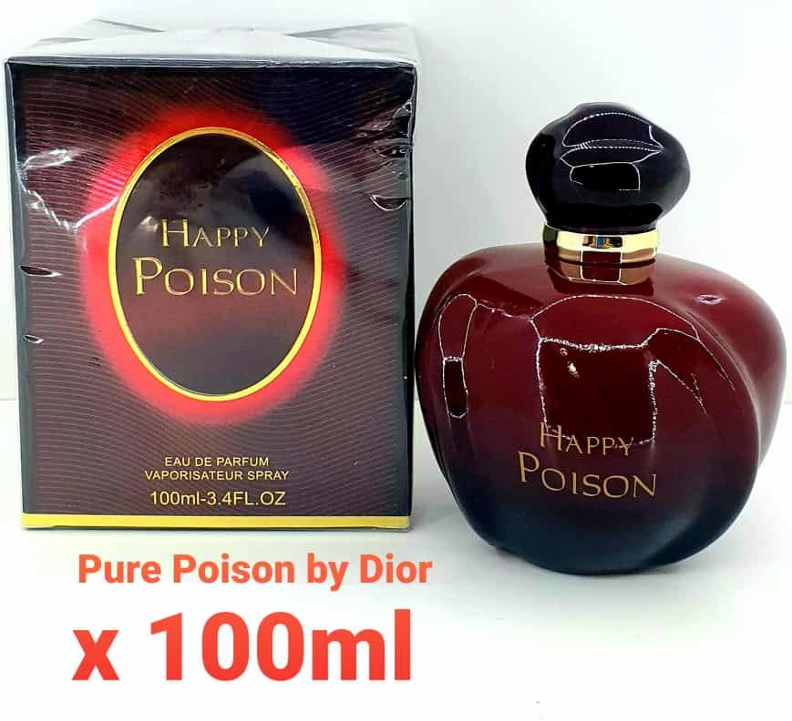 PERFUME  HAPPY  POISON