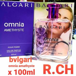 Perfume Omnia Amethyste