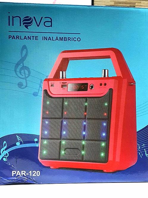 Parlante Inova modelo Par-120