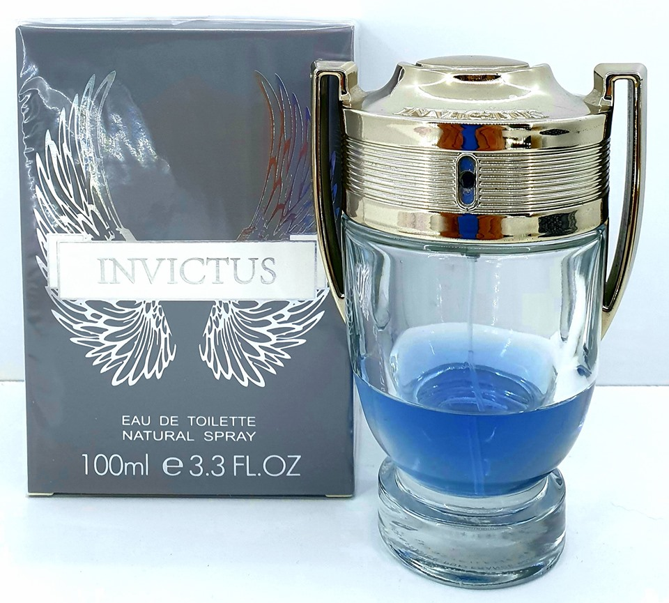 perfume invictus