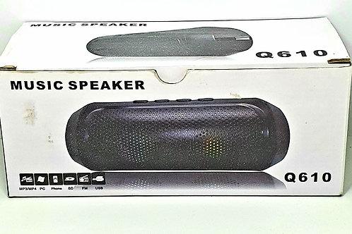 Parlante Portatil Bluetooth Q610