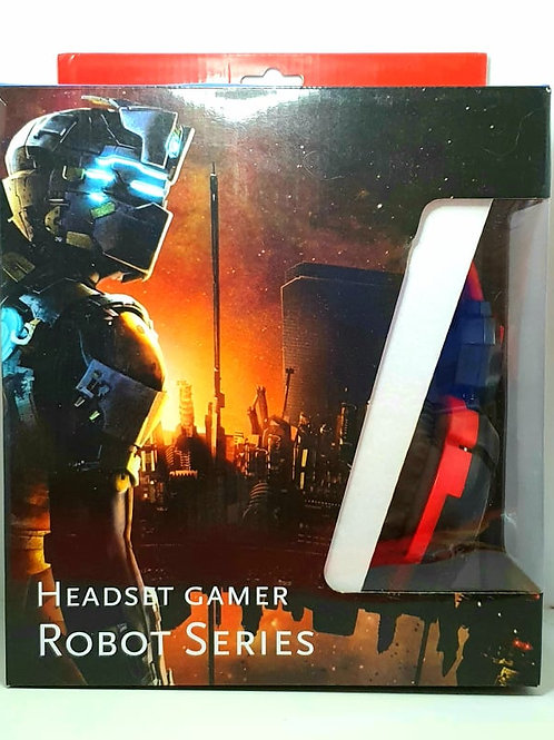 auriculares robot serie gamer headsbt