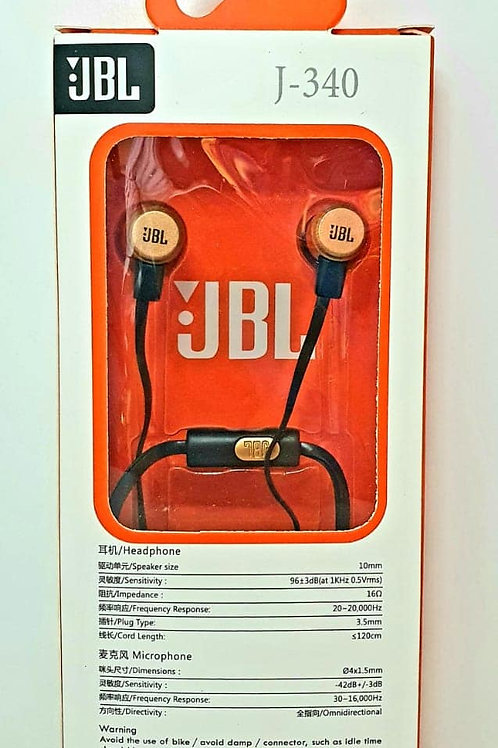 Auricular Jbl J-340