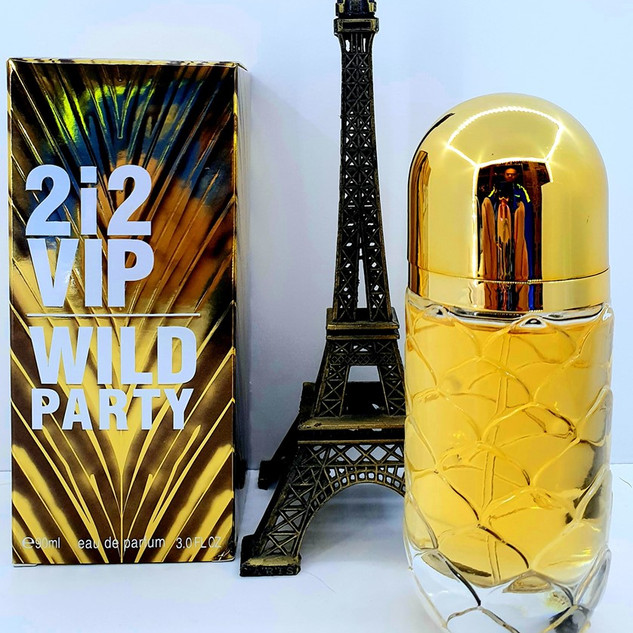 Perfume 212 wid party dama
