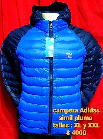 Campera Adidas
