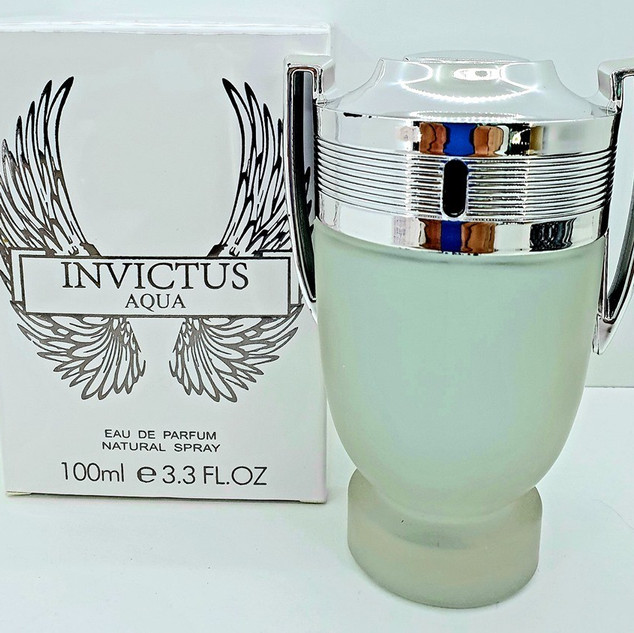 Perfume Invictus Aqua  x 100ml