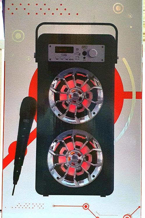 Parlante Karaoke GTC spg-113