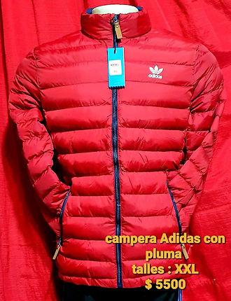 Campera Adidas pluma