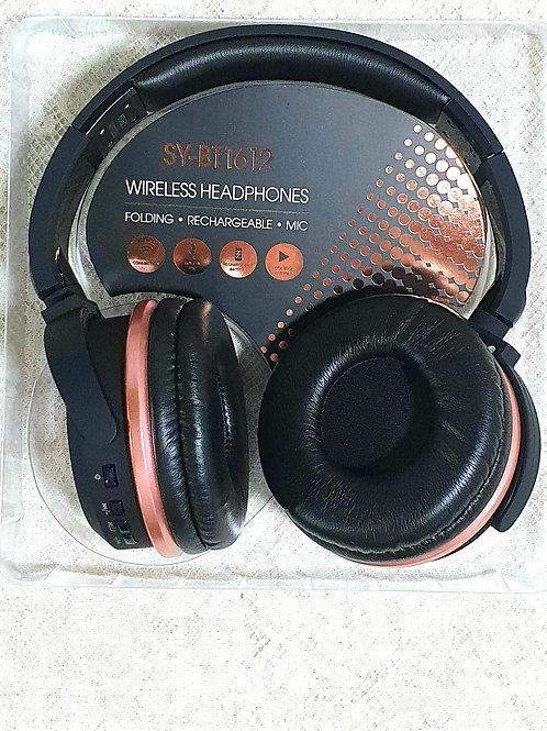 Auriculares Inalámbricos Bluetooth Sy-bt1612