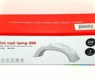 Mini lampara led/uv