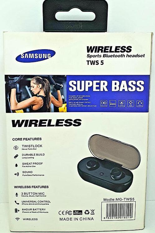 Auriculares Samsung Bluetooth TWS5