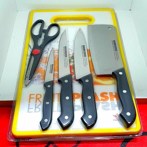 koch messer kit de 5 piezas
