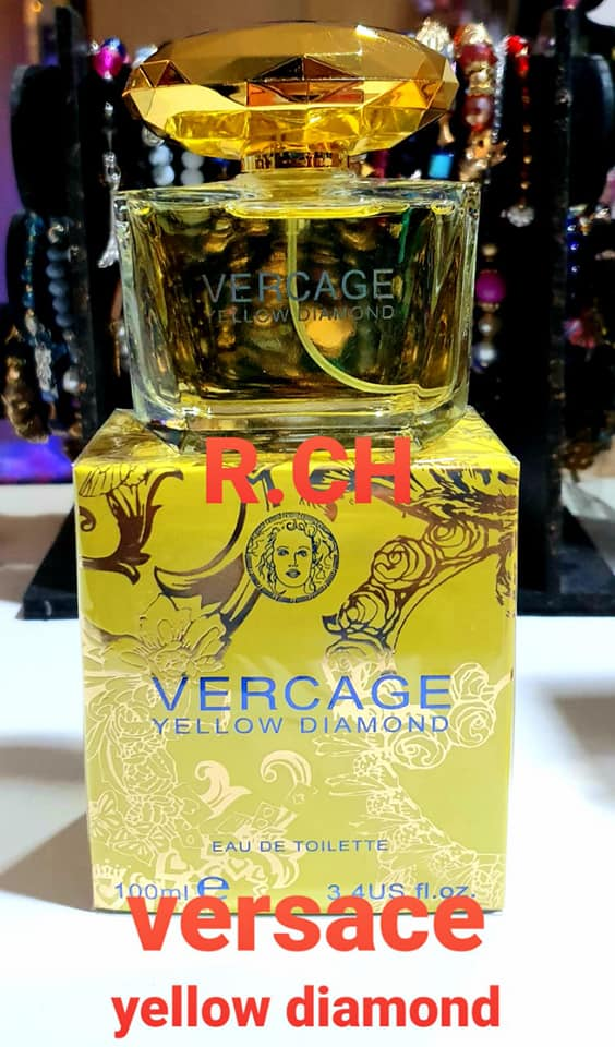 PERFUME VERSACE YELLOW