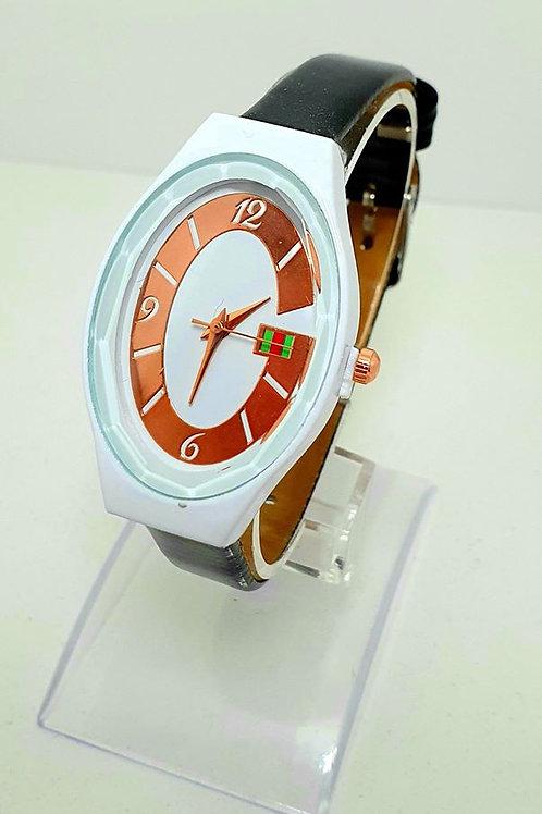Relojes para dama malla de cuero