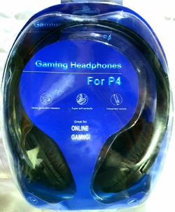 Auriculares ps4 online gamng