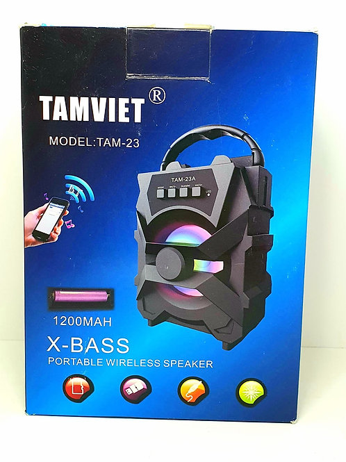 Parlante Bluetooth Tamviet