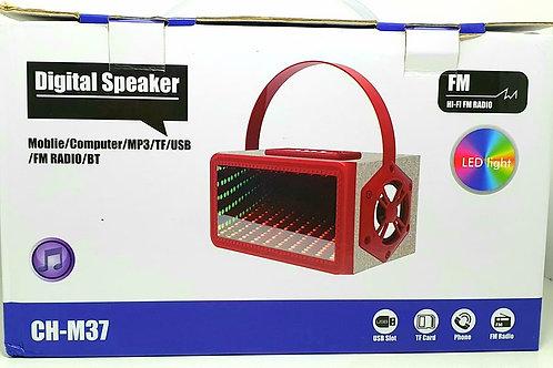 parlante digital speaker ch m37 tunel