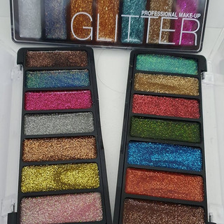 sombras glitter Classic