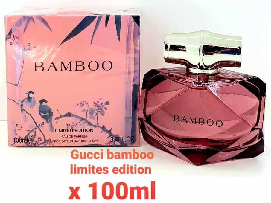 PERFUME BAMBOO