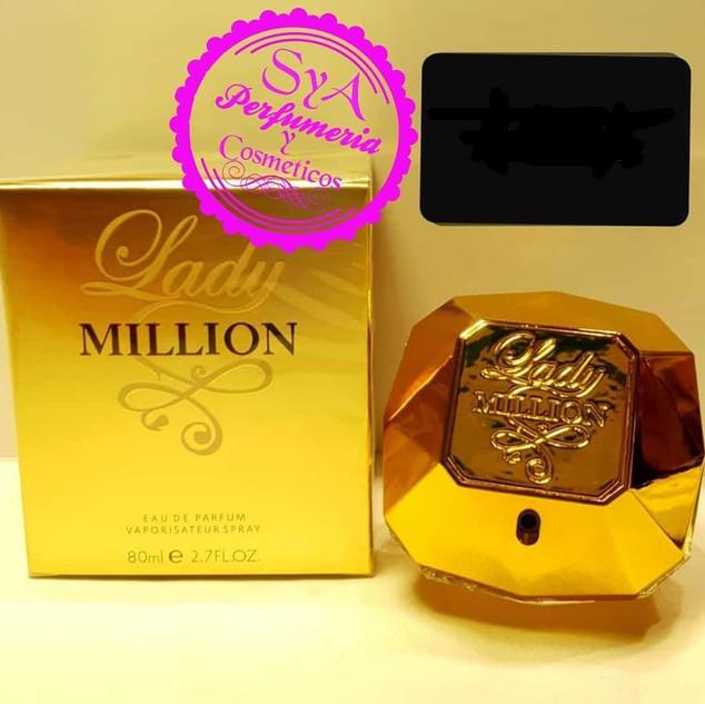 Perfume Lady Milon