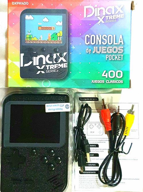 CONSOLA DE JUEGOS RETRO