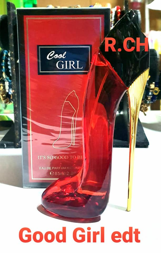 good girl edt rojo