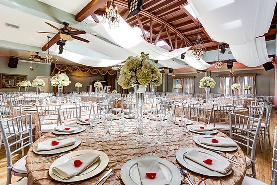Atlantis Banquet Hall Wedding Celebration
