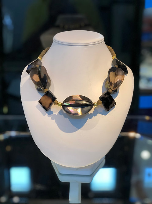 Exotic Shell Necklace