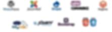 Wordpress, joomla, drupal, woocommerce, mysql, html5, magento