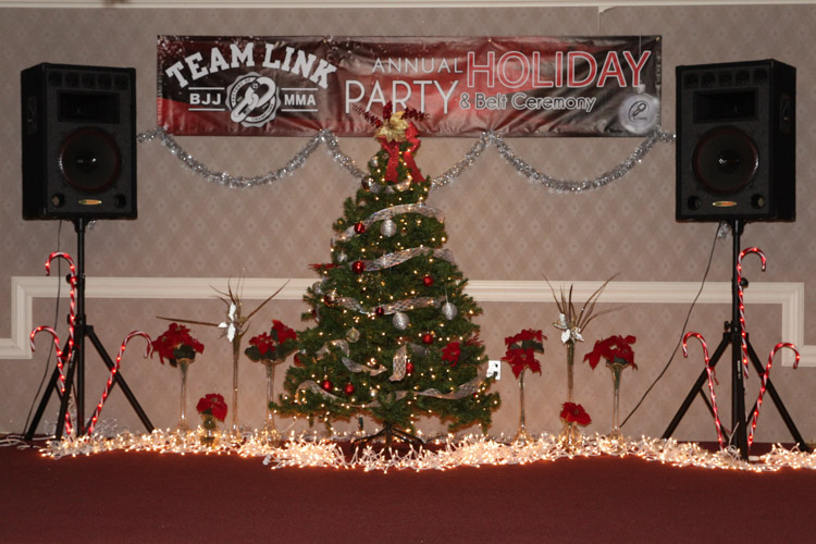 2018 Team Link Holiday Party