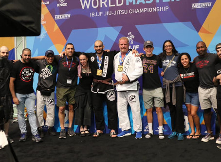 Congratulations to all of our Team Link competitors who competed at the IBJJF Masters World Champion