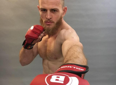 Team Link's Pat Casey returns to the Bellator Cage!