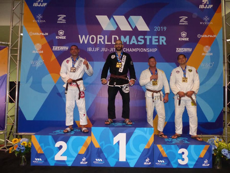 Congratulations to Team Link Brown Belt Peter Kerantzas for winning gold at the World Championships!