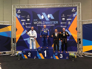 Congratulations to Team Link competitor James Singeltary on his two Silver Medals at the 2018 IBJJF