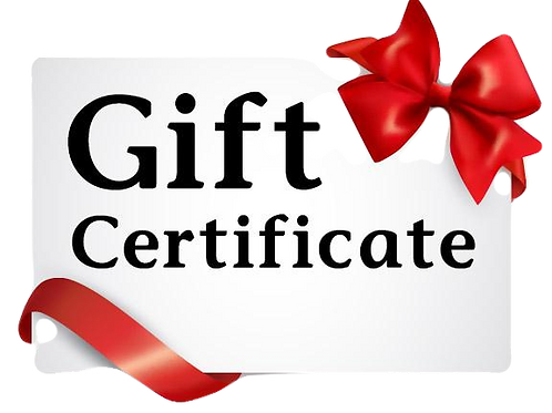 1 Month of MMA Training Gift Certificate