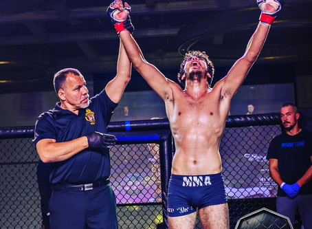 Congratulations to Team Link fighter Gui Campos on his win this past weekend!